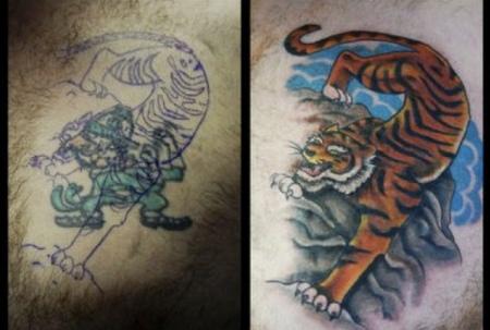 Mejores Correcciones A Tatuajes Feos Solucionar Malos Tatuajes