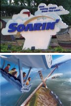 Soarin' : Disney World Orlando