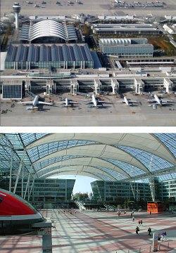 Aeropuerto internacional de munich alemania for Oficina turismo munich